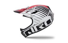 Giro Remedy Helm black/white 16 bars